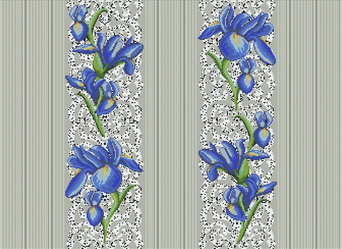 Мозаичное панно для ванной комнаты MPV-68