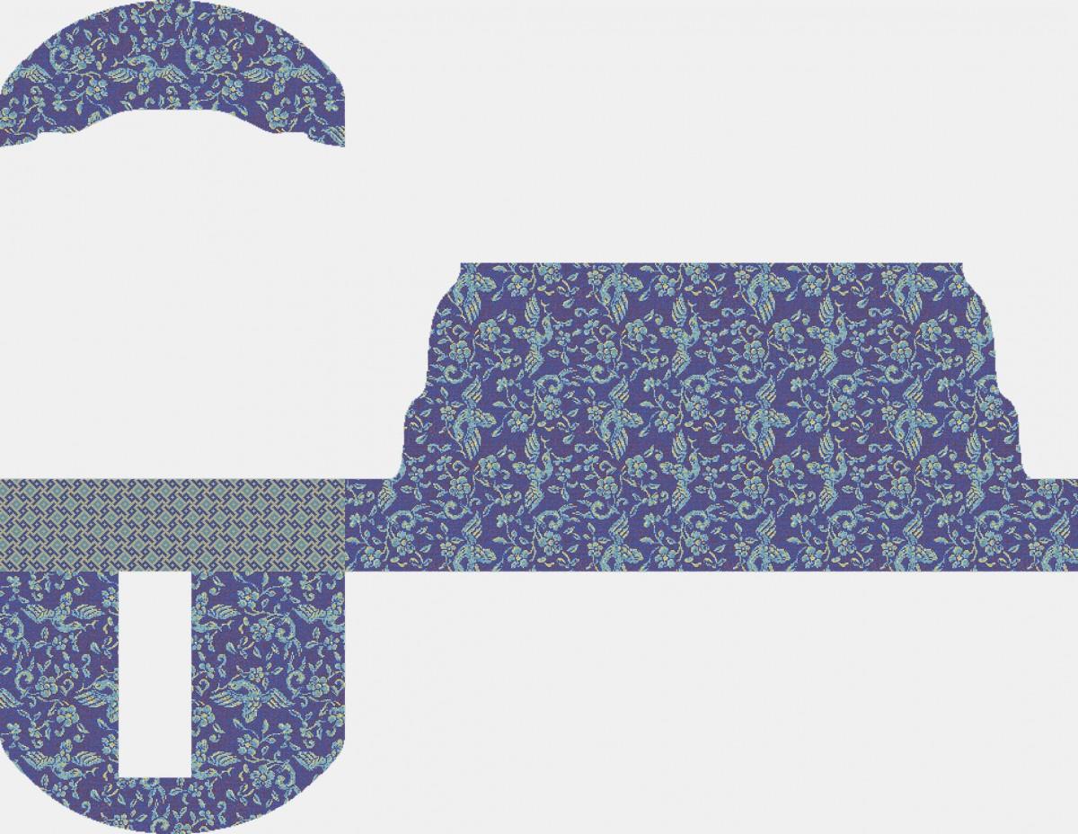 Мозаичное панно для хамама MPX-27