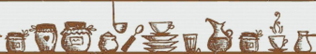 Панно из мозаики для кухни PMK-16