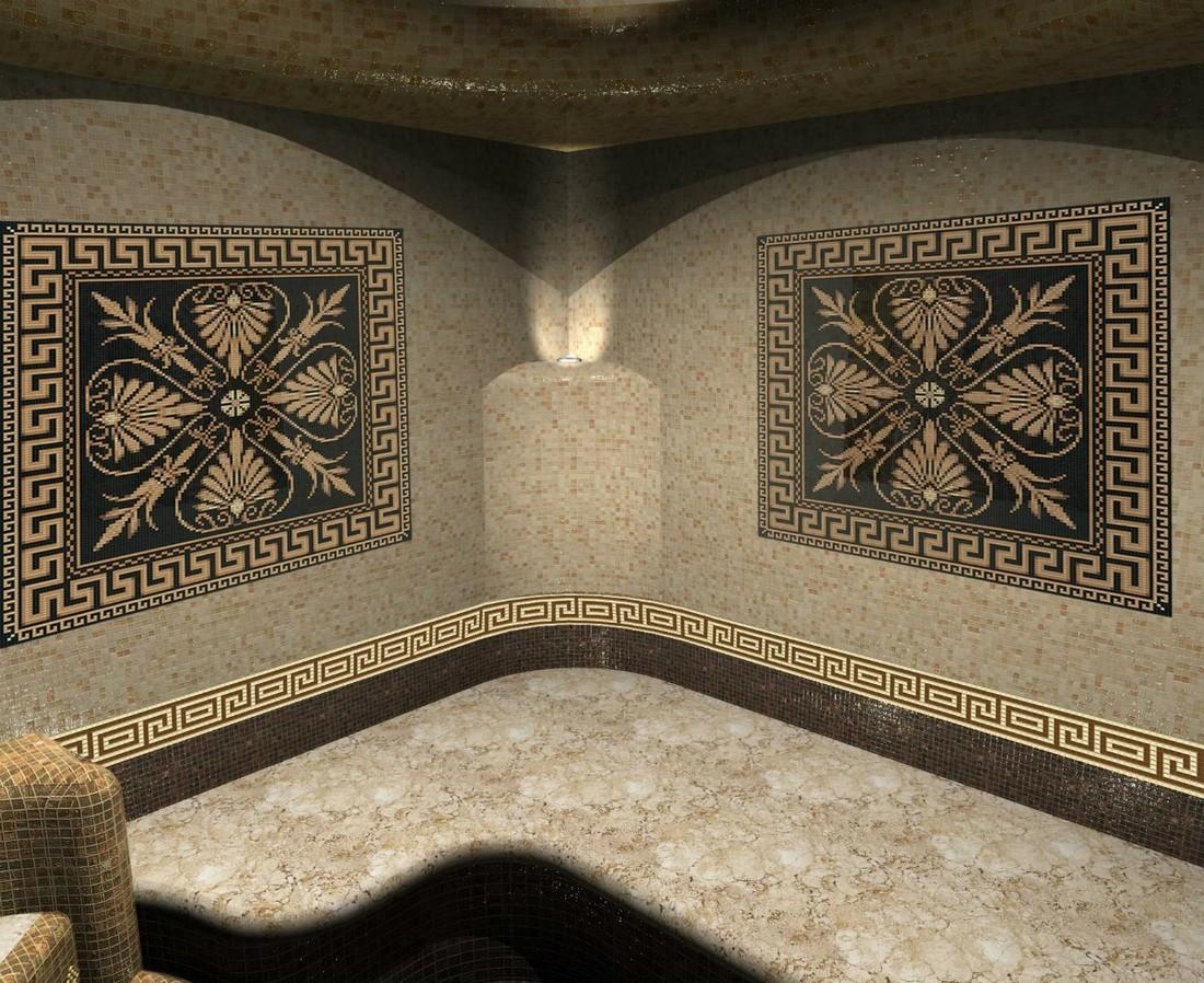Мозаичное панно MP-13