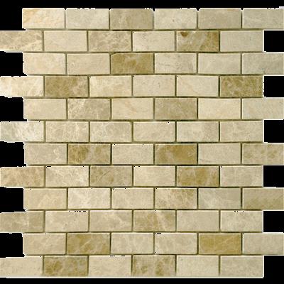 Каменная мозаика Emperador Light 23x48