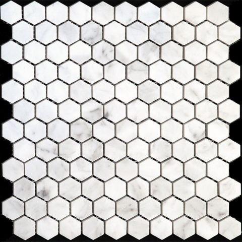 Мозаика на кухне M088-DP (Carrara)