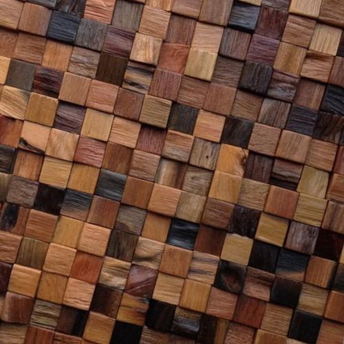 Деревянная мозаика MCM-029