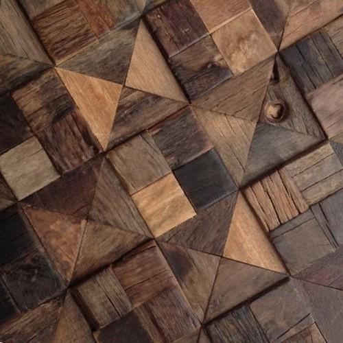 Деревянная мозаика MCM-006