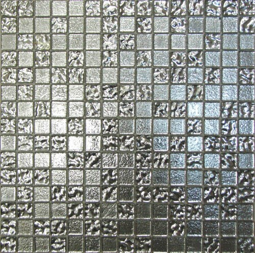 Серебряная мозаика имитация Shik Gold 3 (под заказ)