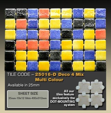микс  25016-D