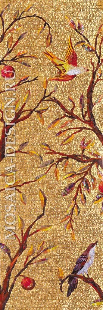 AP-01A Alma панно из мозаики ACVT179
