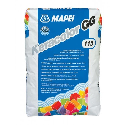 Затирка для мозаики Keracolor GG (Кераколор ЖЖ) 5 кг, 25 кг.