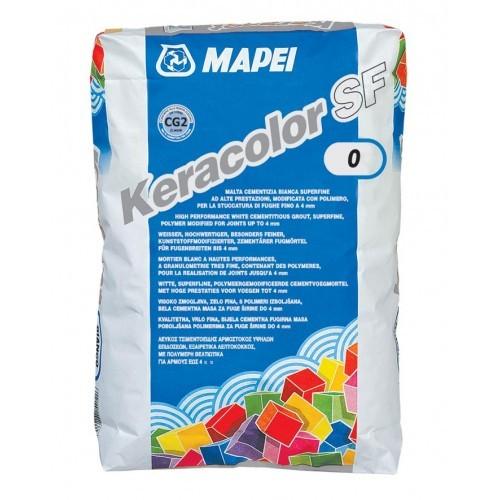 Затирка для мозаики Keracolor SF (Кераколор СФ)  22 кг.