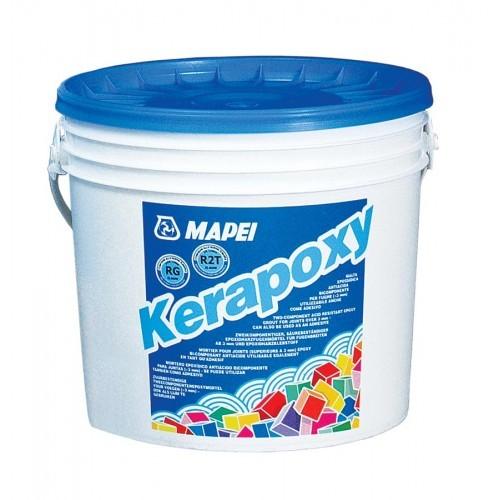 Кислотостойкая затирка для мозаики Kerapoxy (Керапокси) 10, 5 и 2 кг