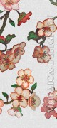 Bisazza панно из мозаики Decorations Flora ACVT161